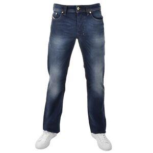 508ed738 Image is loading Diesel-Larkee-Jeans-Wash-0853R-Regular-Waist-Straight-