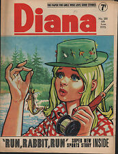 Diana Magazine No. 381  6 June 1970   Sacha Distel