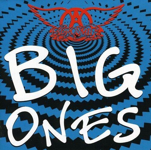 1 of 1 - Aerosmith - Big Ones [New CD]