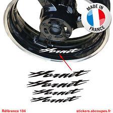 Stickers Jante Hornet - Autocollants Liseret Honda CB Hornet 250 600 900 S - 104
