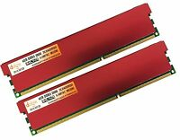 8gb 2x 4gb Ddr3 2000mhz Pc3-16000 Desktop Memory Non Ecc 2000 Low Density Ram 8g