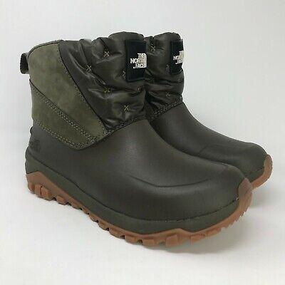 Yukiona Ankle Boot Winter Tarmac Green