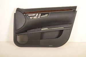 MERCEDES-S250-CDI-W221-2012-LHD-FRONT-LEFT-SIDE-DOOR-CARD-TRIM-COVER-PANEL