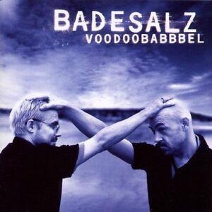 Badesalz-Voodoobabbel-1999-CD