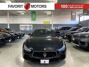 2017 Maserati Ghibli S Q4|404HP|NAV|HARMANKARDON|360CAM|SUNROOF|LEATHER