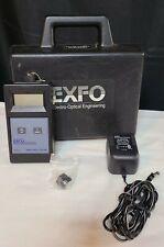 Exfo Fot 10 Fiber Optic Tester Foa 54