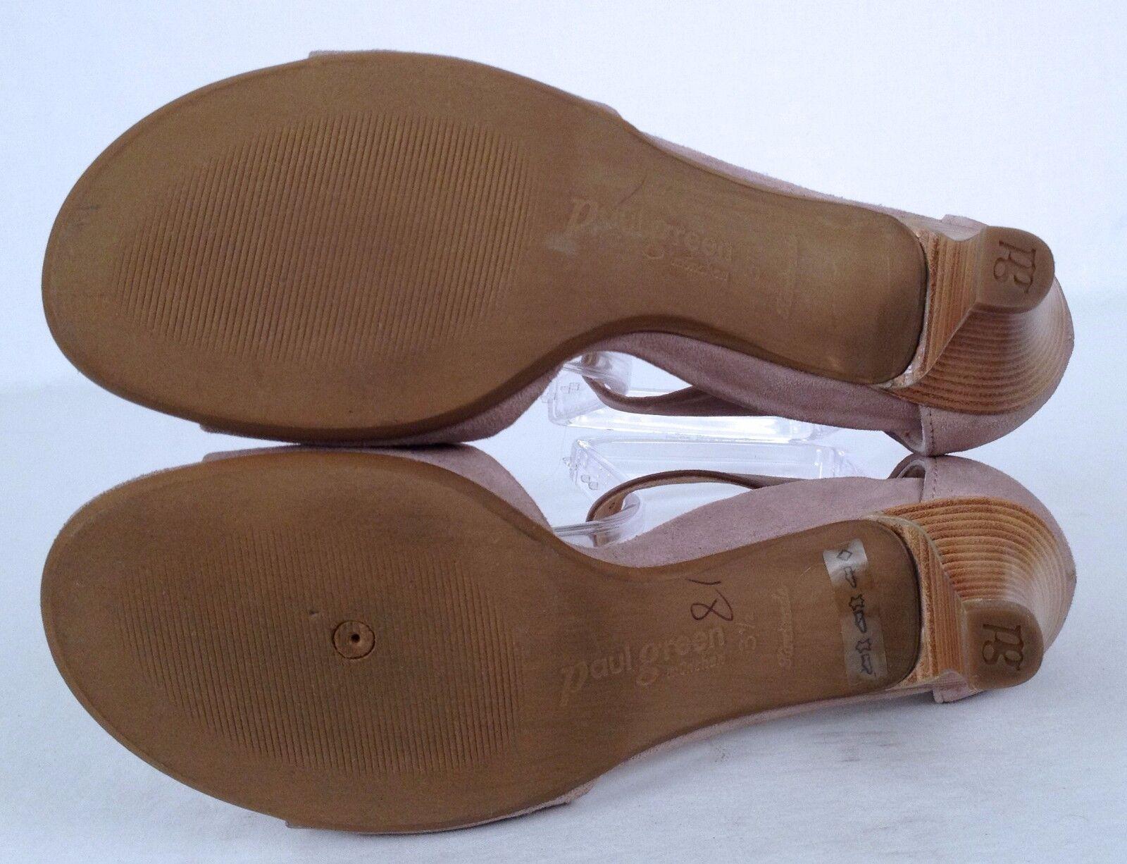 Paul Suede-Größe Green- 'Aurora' Sandale -Sand Suede-Größe Paul US 6/ Aus 3.5  (03) ae05bd