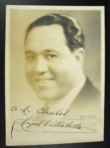 Firmado-Miguel-Villabella-a-Chabot-Tenor-Henri-Roger-Opera-comique-Cantante