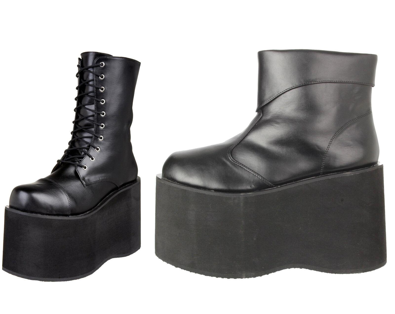Funtasma Monster-02 Monster-10 Men's Frankenstein platform Frankenstein Men's Halloween Boots 883991