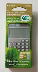 Canon-LS-8TCG-Limited-Edition-Recycled-Calculator