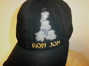 072674f9b08 RON JON SURF SHOP HAT Retro DISTRESSED Baseball Cap Embroidered ...