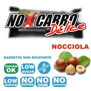 Nox-Carbo-Delice-Barretta-da-50g-non-ricoperta-al-gusto-NOCCIOLA