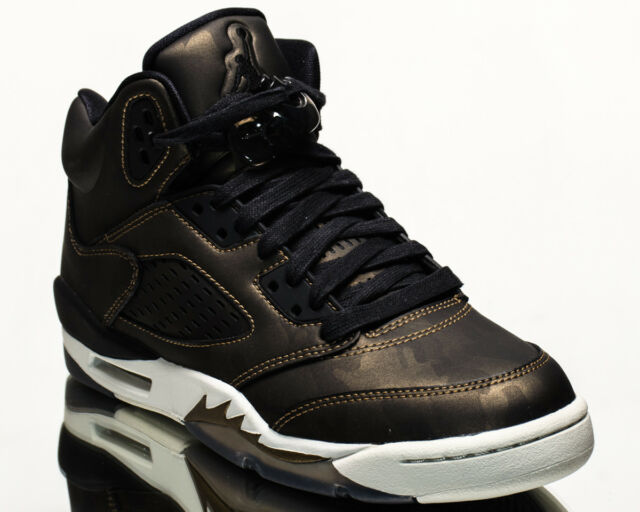 check out d58b7 b0b5a Air Jordan 5 Retro Premium GG Heiress Camo V lifestyle sneakers NEW  919710-030