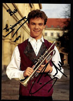 National Original, Nicht Zertifiziert Angemessen Stefan Mross Autogrammkarte Original Signiert ## Bc 37701