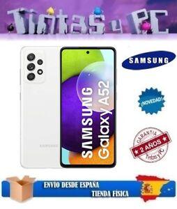 SAMSUNG GALAXY A52 128/256GB. 6/8GB RAM. SNAPDRAGON 720G. VERSION GLOBAL ESPAÑOL