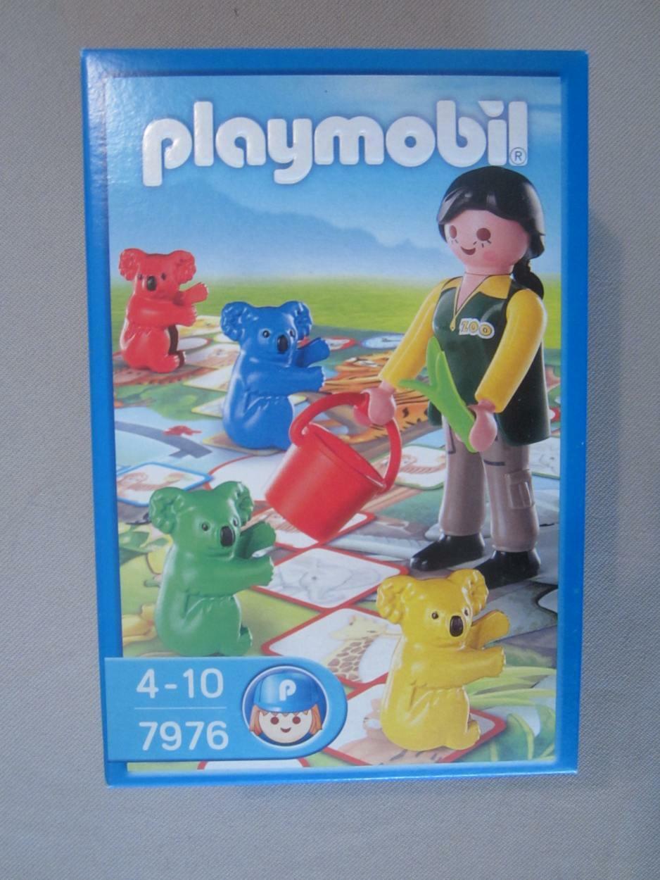 PLAYMOBIL GIOCO CUBO   7976 zoo-gioco OVP Misb NUOVO  in vendita online