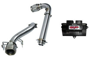 Evo Cat Bypass/Race Straight Pipe Exhaust Stage 3 ECU Tune Can-Am