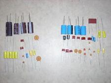 ROWE AMI JUKEBOX AMP REBUILD CAP CAPACITOR KIT FOR JBM 1964  R-2620 R-2680
