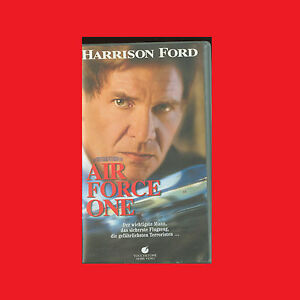 Air Force One (1999) VHS Video Air Force One Harrison Ford Flugzeug Terroristen - Deutschland - Air Force One (1999) VHS Video Air Force One Harrison Ford Flugzeug Terroristen - Deutschland