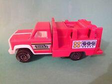 Vintage Tonka 1970's Steel Fire Truck 606 - Fire Engine