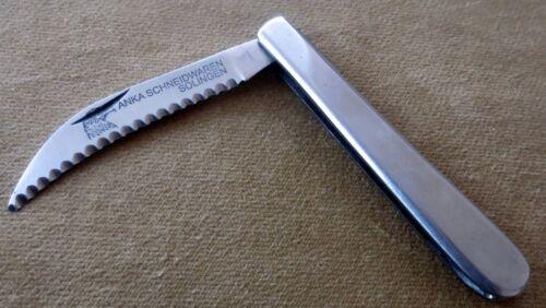 Anka Messer Taschenmesser Bäckermesser Brötchenmesser