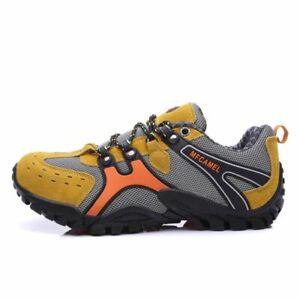 b3c8ba3f638 Details about Climbing Hiking Shoes Mountain Outdoor Sport Boots Sneakers  Men Women Waterproof