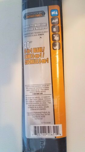 "New 30/"" OFP Mower Blade For Poulan Weed Eater Craftsman Husqvarna 577513101"
