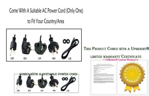 Onyx Series Speaker Systems Charger Omni AC Adapter For Harman Kardon Aura