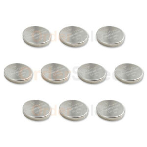 10 PACK Battery Coin Cell Button Watch 3V CR2450 CR 2450 BR2450 US Seller HOT