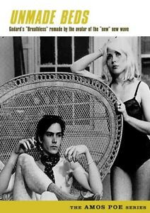 034-UNMADE-BEDS-034-DEBBIE-HARRY-BLONDIE-AMOS-POE-1976-DVD-2020-FREE-SHIPPING
