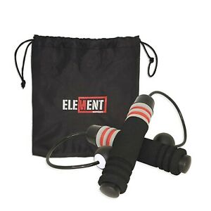 Element Monkey's Cordless Weighted Jump Rope, Comparable to Beachbody BOD Rope