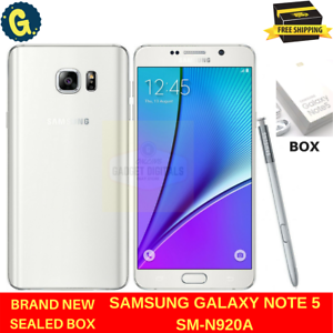 Image Is Loading Brand New Samsung Galaxy Note 5 SM N920A