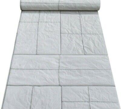 Rasch Sky Lounge Light Pale Grey Mix Speckled Non Woven Wallpaper 727944
