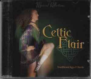 CELTIC-FLAIR-MUSIC-CD-INSTRUMENTAL-JIGS-amp-REELS-IRISH-TUNES-New-and-Sealed