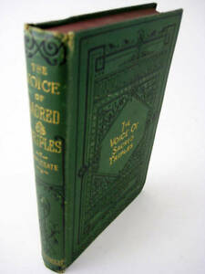 3rd-Edition-VOICE-OF-SACRED-TRIPLES-Reverend-Applegate-ANTIQUE-Classic-RELIGION