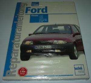 16v Ab 1996-2000! Reparaturanleitung Ford Fiesta Typ Jbs Jas 1,2 1,3 1,4 8