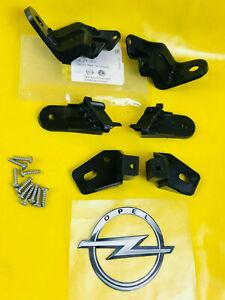NEU-ORIG-Opel-Rep-Satz-Reparatursatz-Scheinwerfer-Halter-Vectra-C-VOR-FACELIFT