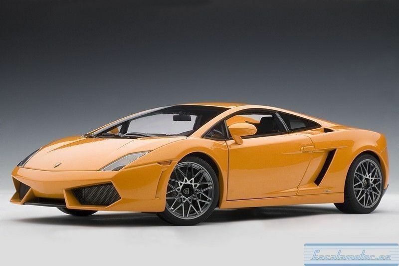 1 18 Autokonst Lamborghini Gallardo LP560-4 (Borealis Metallic orange)