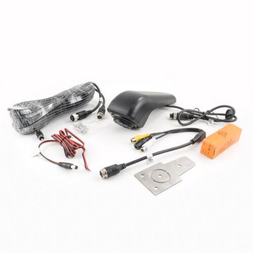 für VW Crafter 2  Rückfahrkamera im 3 Bremslicht Kamera Einparkhilfe Dachkante