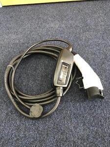 Image Is Loading Ev Charging Cable Type 1 5m Uk Plug