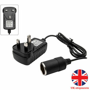 Cigarette lighter to mains plug adapter strep throat and smoking cigarettes