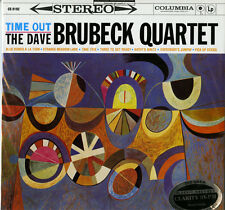 CS 8192 - Dave Brubeck - Time Out 200g LP CLARITY Vinyl Classic Records SEALED