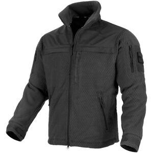 73cf34b02902 Mil-Tec Elite Fleece Hextac Jacket Mens Military Security Tactical ...
