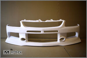 Details about EVO 9 FRONT BUMPER WITH LIP FOR MITSUBISHI EVOLUTION LANCER 8  OR 9 SERIES