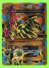 1x Mega Primal Groudon EX Full Art 97/98 - Light Play Ancient Origins Pokemon
