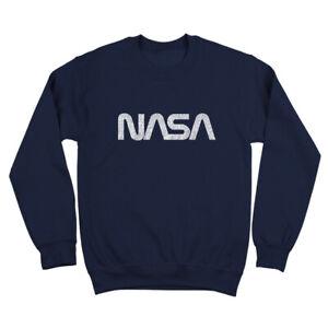 Space Agency Nasa T-shirt Vintage Nasa Jumper Gift Casual Jumper Top