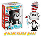 Dr Seuss - The Cat in the Hat with Umbrella Pop! Vinyl Figure(RS)