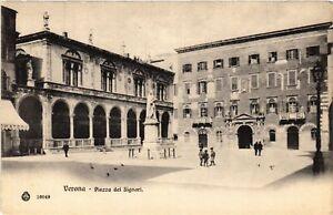 CPA-VERONA-Piazza-dei-Signori-ITALY-493235