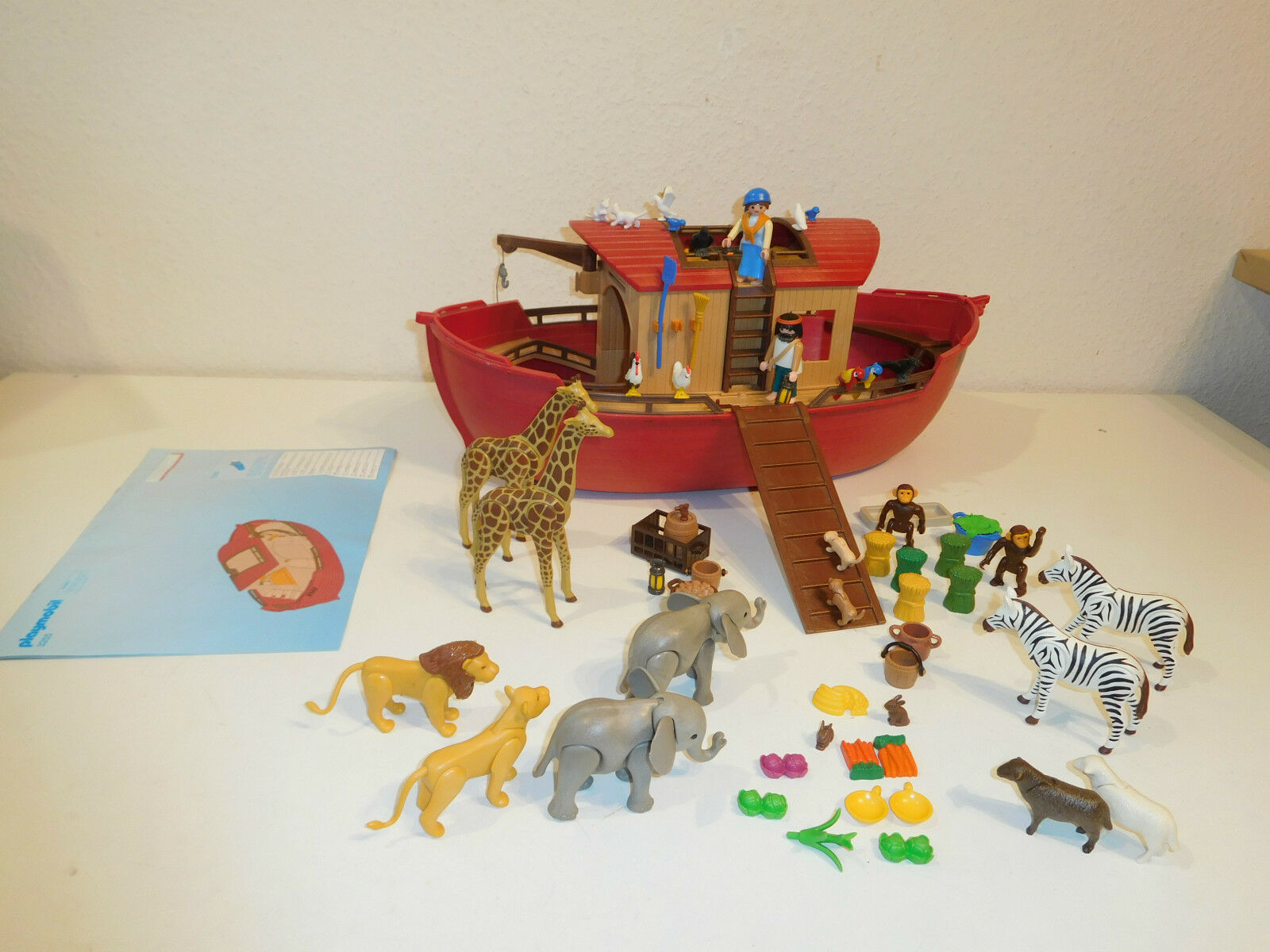 Playmobil 3255 noah boat with animals (3)
