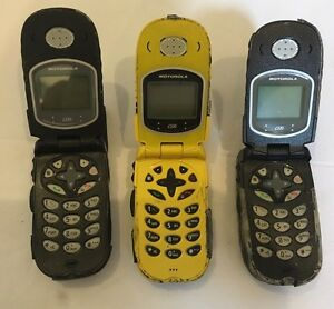 lot of 3 motorola i530 cell phone just for parts ebay rh ebay com Nextel I355 Nextel I760